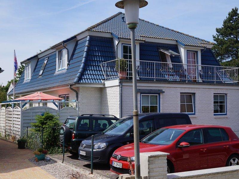 Großzügige 3-Zimmer Ferienwohnung 'Cleo', holiday rental in Oldenburg in Holstein