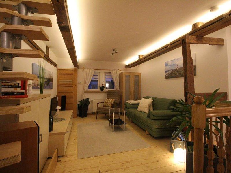 Klein aber fein mit Garten, vacation rental in Villmar