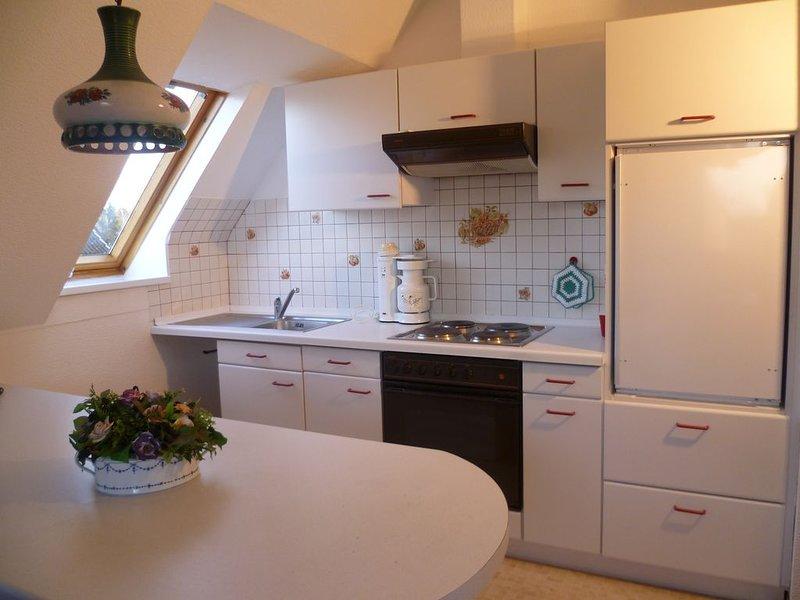 Familienfreundliche Ferienwohnung mit großem Garten, holiday rental in Schwartbuck