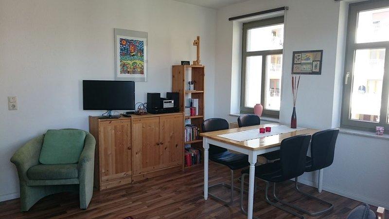 möblierte Wohnung / Ferienwohnung in der Freiberger Altstadt, holiday rental in Freiberg