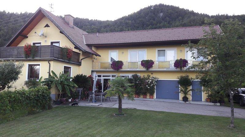 Ferienwohnung Skant Turnersee, Ferienwohnung in Ebenthal