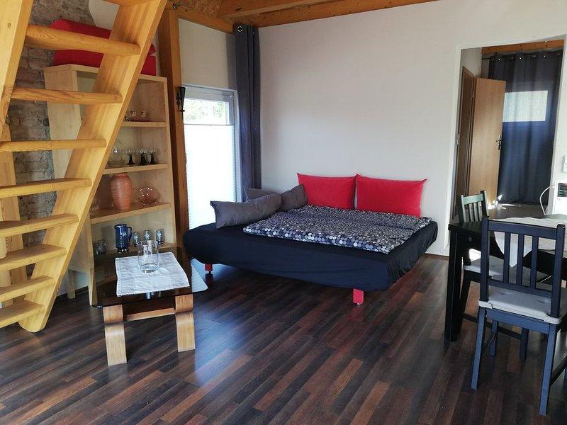 Ferienhaus Reitgut Teupitz, vacation rental in Baruth