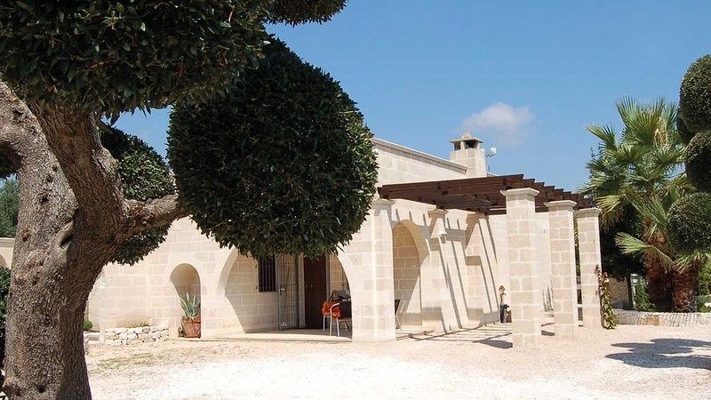 Casa Nidolino - Ihr Ferienhaus in Apulien, Italien, holiday rental in San Vito dei Normanni