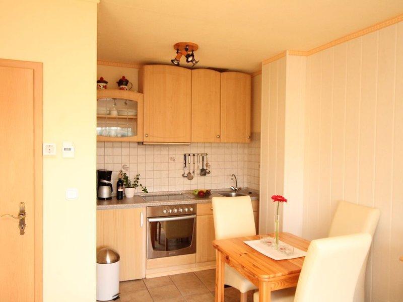 FeWo Zwergmöwe... Zuhause im Urlaub, nur 200m bis zum Strand, WLAN, holiday rental in Albersdorf