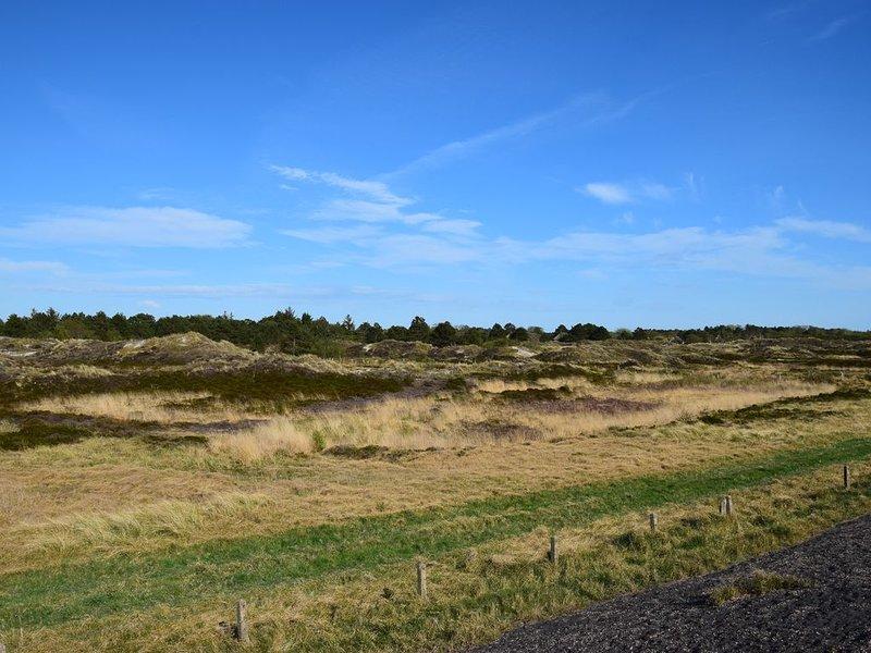 Après quelques pas, vous traversez les dunes du village de Sankt Peter