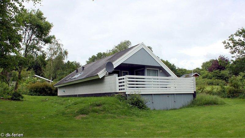 Gemütliches Ferienhaus mit Sauna und Waschmaschine im idyllischen Südostjütland, location de vacances à Haderslev
