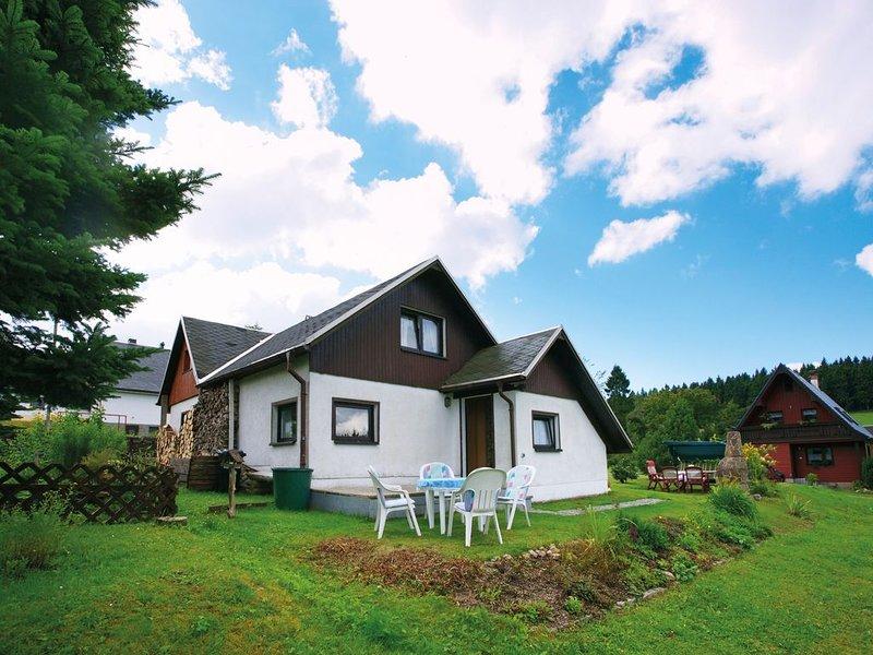 Ferienhaus Mühlleithen, casa vacanza a Kraslice