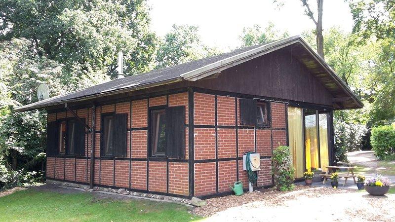 Ferienhaus in ruhiger Lage zum Erholen, holiday rental in Uelsen