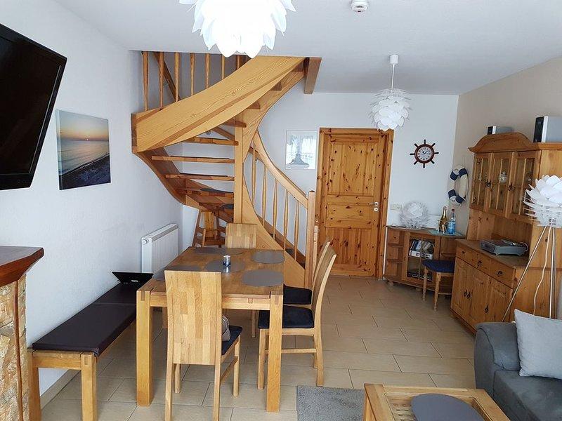 Ferienhaus 'Boddenruh' mit Seeblick..., holiday rental in Neuenkirchen