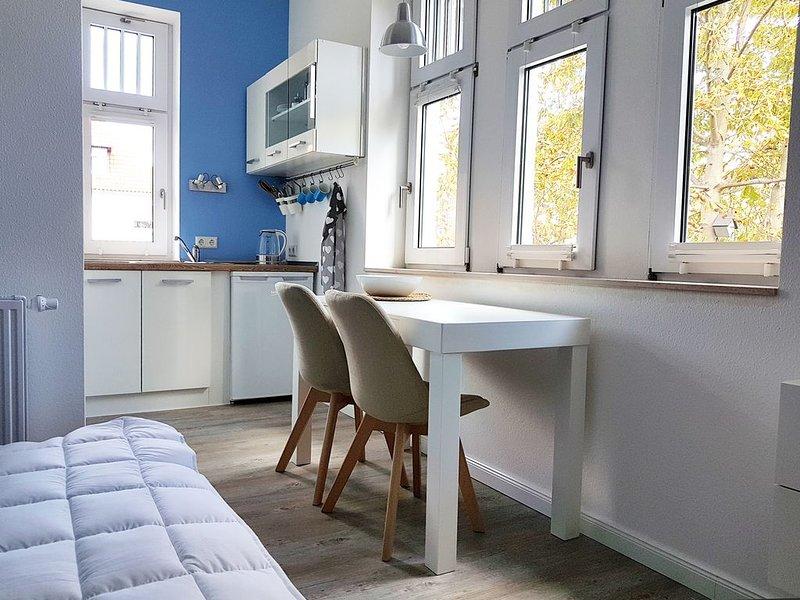 Goethes liebste Betten in Wernigerode - Apartment 'Erlkönig', alquiler de vacaciones en Wernigerode