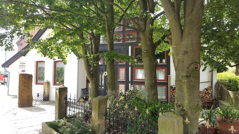 Idyllisches Fachwerkhaus OT Münchehagen, holiday rental in Wunstorf