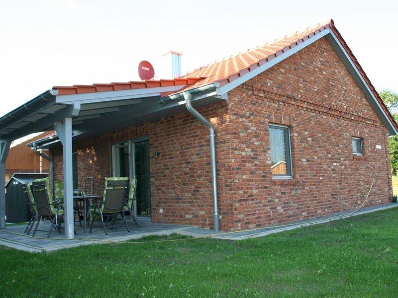 Ferienhaus Holunder Hüsken für entspannte Tage zwischen Natur und Hightech, vacation rental in Bourtange