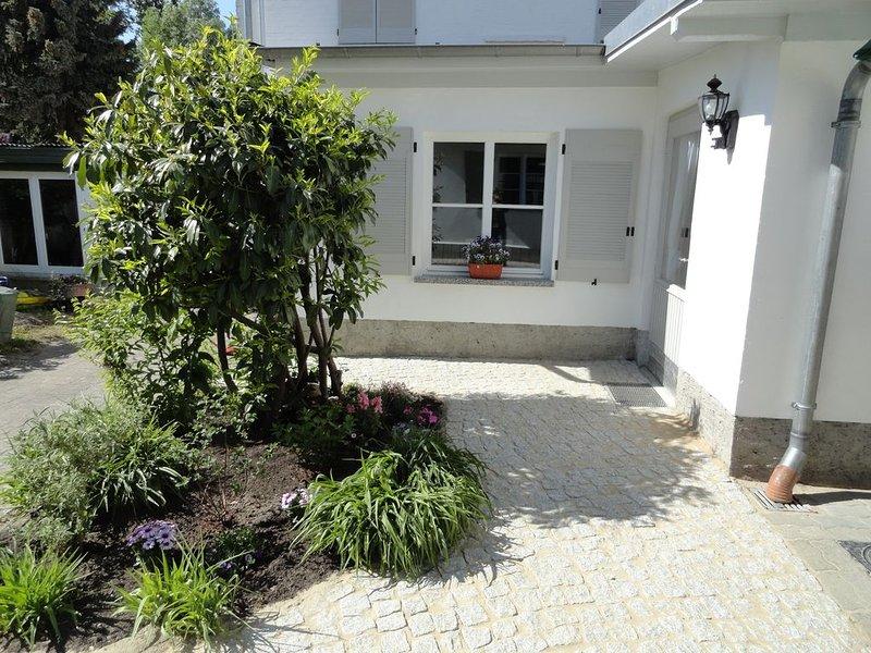 Cottage Fewo in Caputh -Schwielowsee mit Havelblick, vacation rental in Brandenburg City