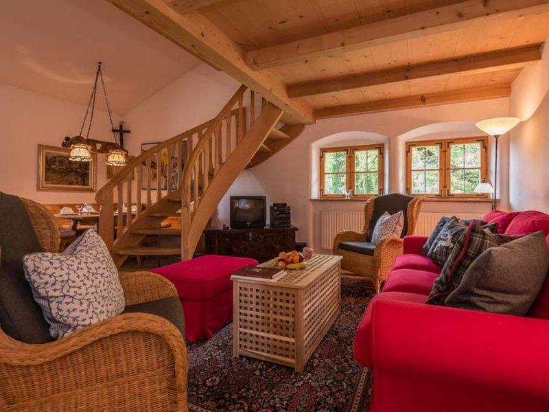 Bauernhaus Tegernsee, alquiler de vacaciones en Bad Heilbrunn