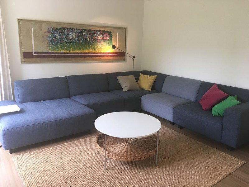 Haus, 3 Schlafzimmer, großen Garten, Terrasse, Blick auf die Dünen, Parkplatz, vacation rental in Schagerbrug