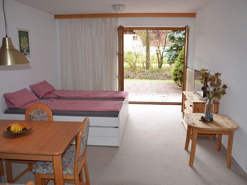 Schönes Appartment am Tegernsee, holiday rental in Bad Heilbrunn