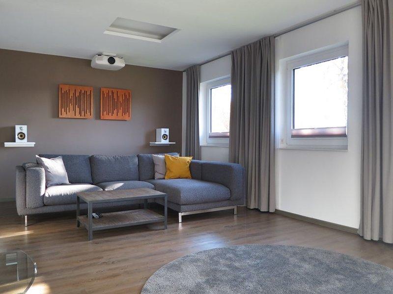 Traumhaftes Luxuriöses Haus in Erfurt 160qm – semesterbostad i Straussfurt