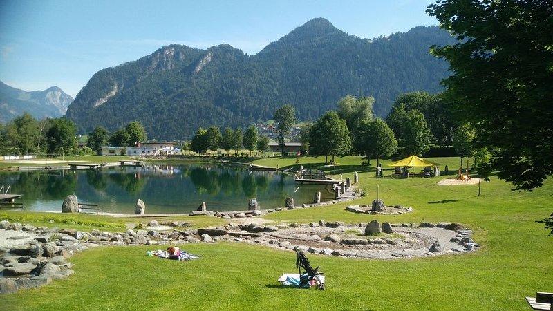 Herzlich Willkommen im Ferienbungalow Millau im wunderschönen Zillertal, holiday rental in Eben am Achensee