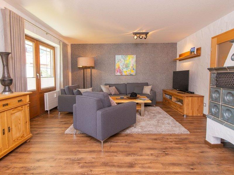 Geniessen Sie den Komfort und die Gemütlichkeit der Ferienwohnung im Oberallgäu, holiday rental in Ofterschwang