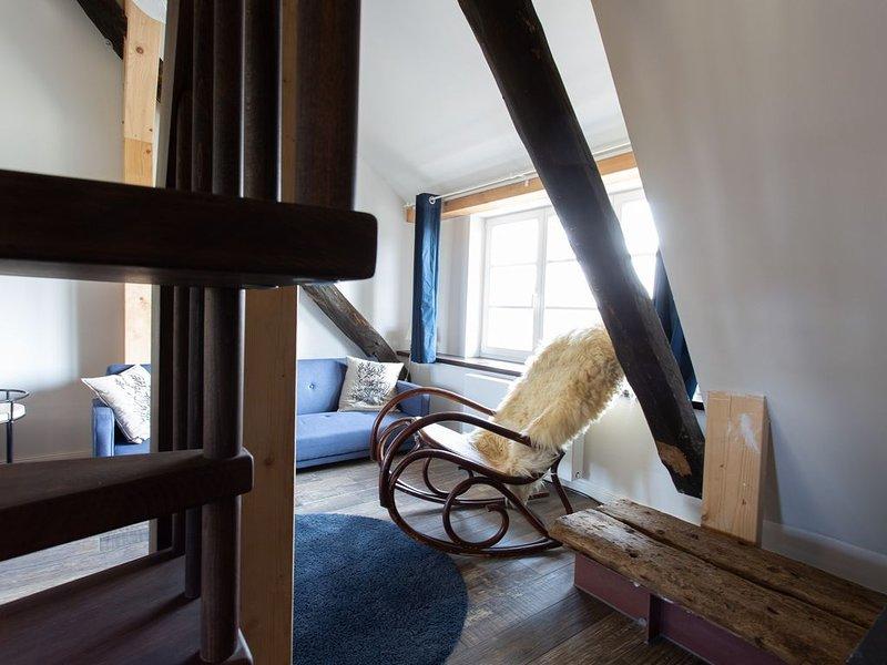 Haus Anna Elbe Kapitänswohnung, vacation rental in Hanstedt