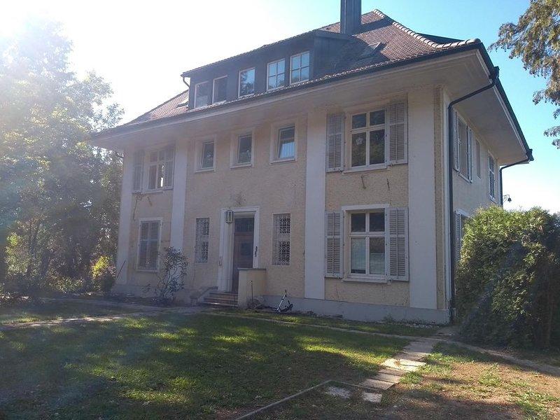 Villa Rheinblick Waldshut, vacation rental in Endingen