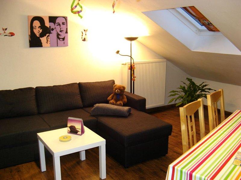 Ankommen bei Freunden, holiday rental in Ofterschwang