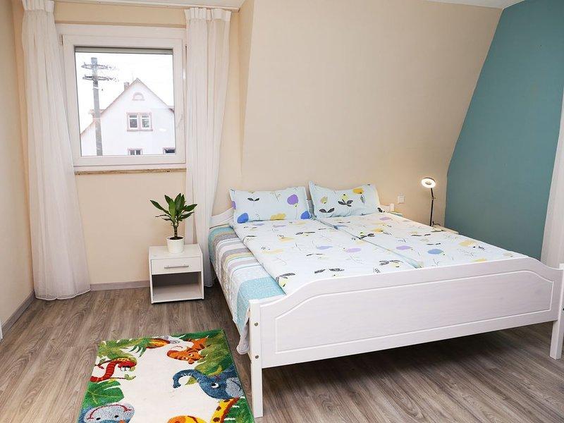 Charlotte Apartment Heidelberg, vacation rental in Schwetzingen