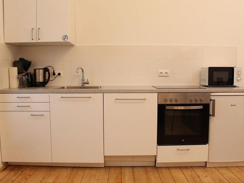 Haus Roy - Ferienwohnun 1.Etage, holiday rental in Nideggen