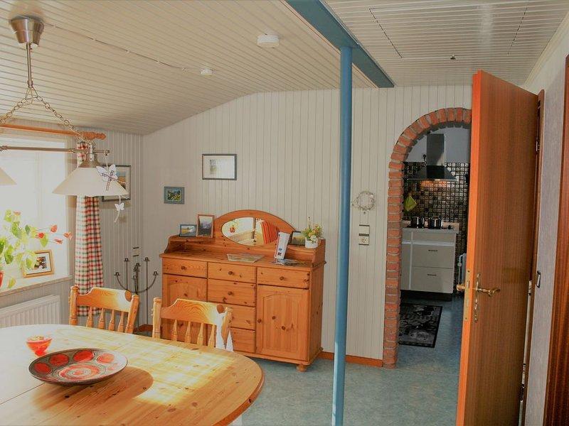 Perfekter Urlaub auf Nordstrand in der 'Schatztruhe', vakantiewoning in Breklum