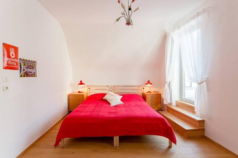 Gästesuite in Schlossnähe, location de vacances à Brunn bei Pitten