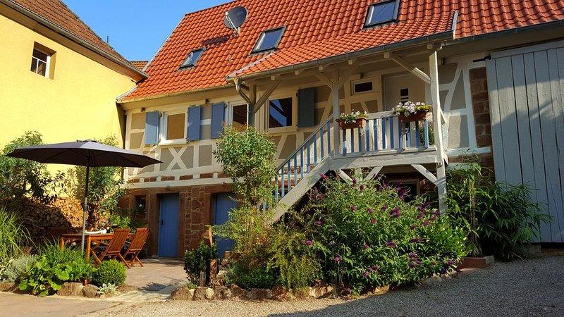+++ FERIEHEISEL +++ - alles, außer gewöhnlich !!!, holiday rental in Hauenstein