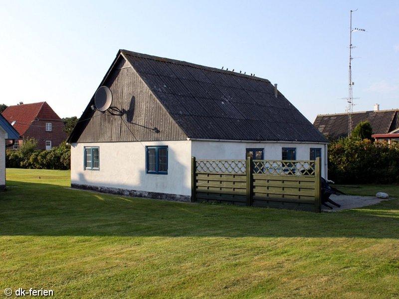 Gemütliches ehemaliges Bauernhaus auf der beschaulichen Insel Mandø, aluguéis de temporada em South Jutland