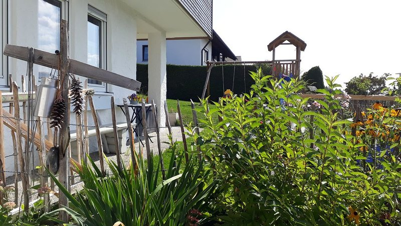Unser Schmuckkästchen in Durach, aluguéis de temporada em Wertach