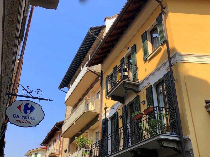 CA' Principe  - Im Herzen von Stresa!, alquiler de vacaciones en Stresa