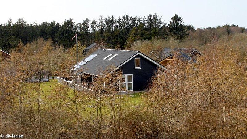 Einladendes Ferienhaus mit moderner Ausstattung in der wunderschönen Jammerbucht, holiday rental in Jammerbugt Municipality