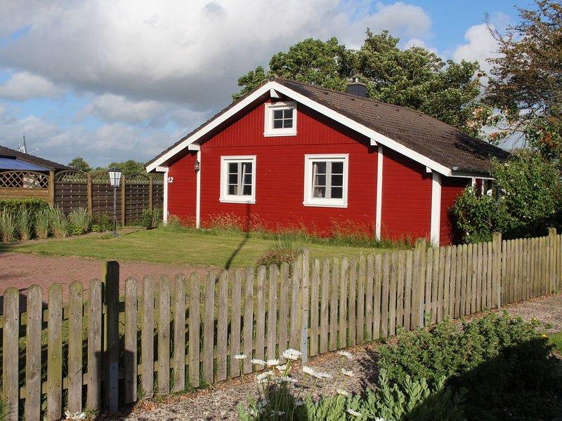 Das Rote Haus hinterm Deich, vakantiewoning in Breklum