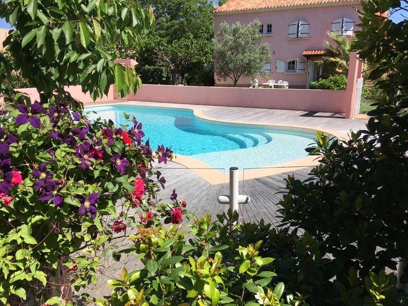 Appartement 6 personnes tout confort, vacation rental in Villeneuve les Beziers