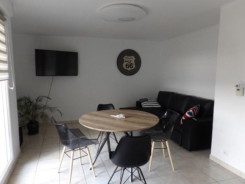 Bel appartement, lumineux et calme, vacation rental in Lingolsheim