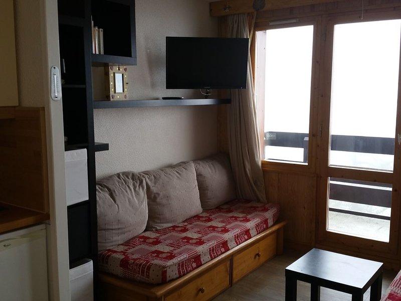 Appartement 5 p - La Plagne Les Coches (alt 1500m) - domaine Paraiski, holiday rental in Les Coches