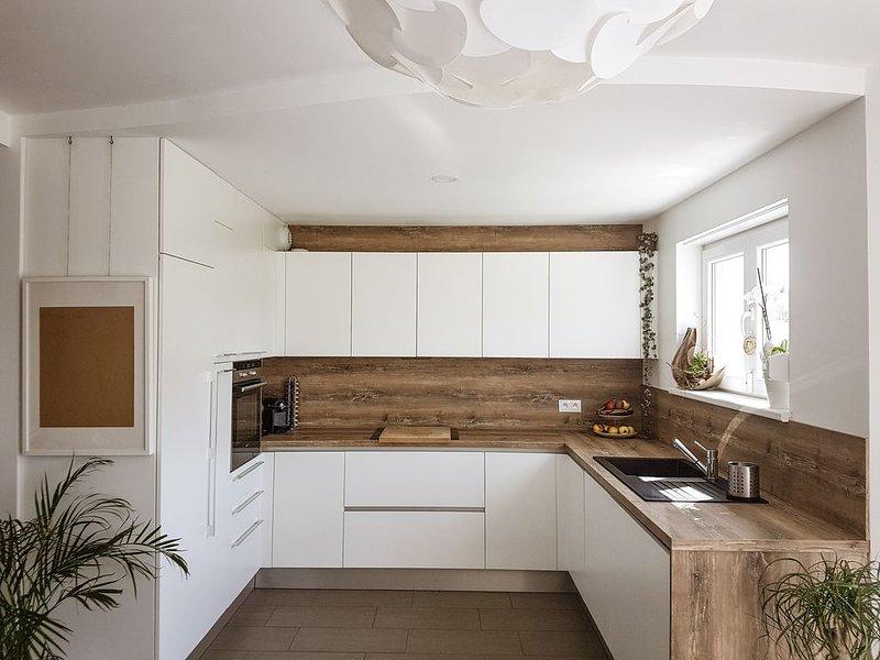Le nid vide | Belle maison avec jardin à Sélestat, vacation rental in Ebersmunster