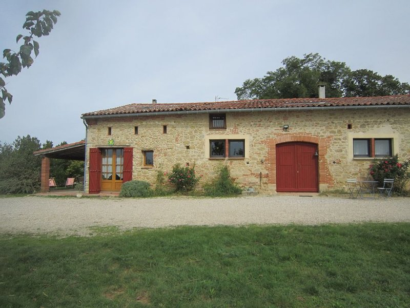 Le Cavalier Gîte de Charme en Lauragais, holiday rental in Montgaillard-Lauragais