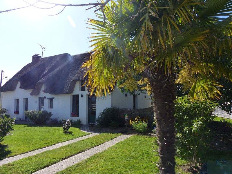 LE LOGIS DES ROSEAUX, Meublé de Tourisme 3*, alquiler vacacional en Crossac