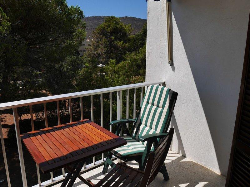 T1 31m2 + terrasse à 200m des plages de Sagone, holiday rental in Sagone