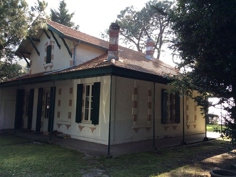 Le chalet KERMORVANT, vacation rental in Lanton
