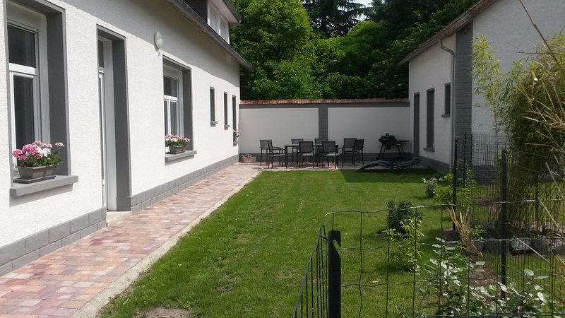 COTTAGE DE L'ANCRE AU COEUR D ALBERT, holiday rental in Courcelles-au-Bois