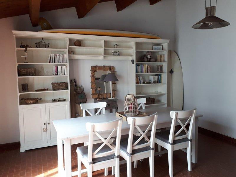 Villa 3ch (7 pers)avec patio, wifi, Les Trémières, location de vacances à Les Mathes