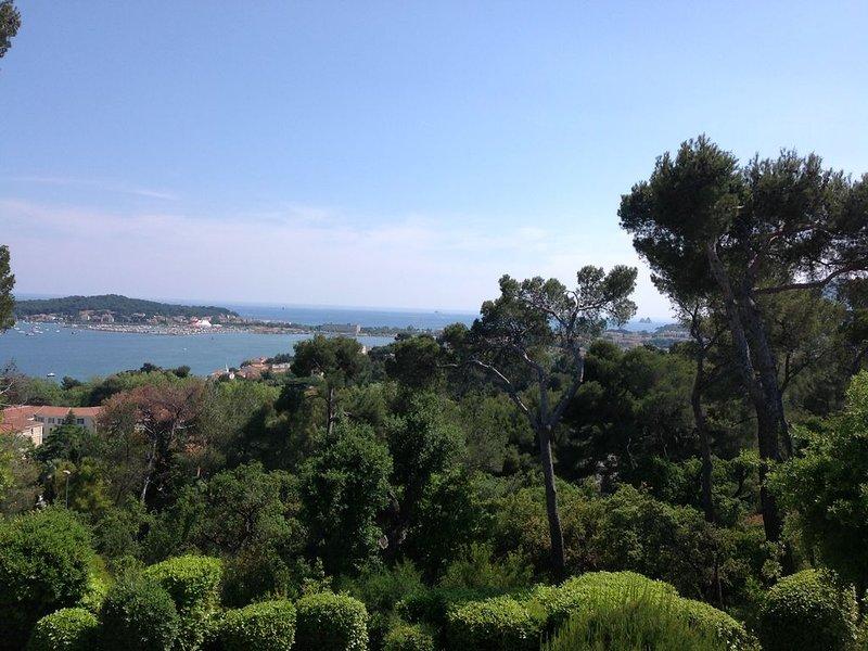 F2 45m2 avec vue mer, holiday rental in Tamaris-sur-Mer