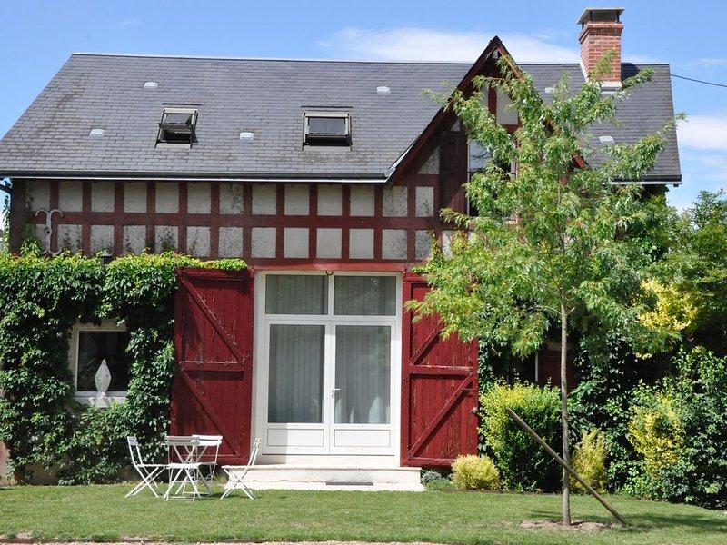 Gîte de Charme aux portes de la Sologne et des Châteaux de la Loire, location de vacances à Mont-pres-Chambord