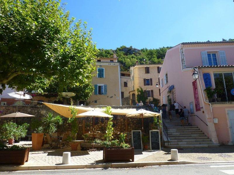 Maison de charme - Verdon, vacation rental in La Palud sur Verdon