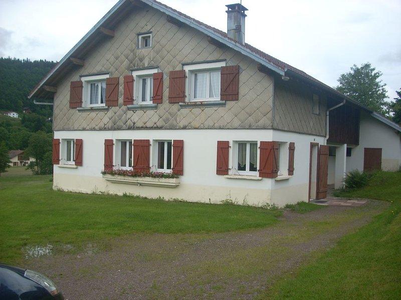 maison de vacances indépendante classée 3 étoiles, location de vacances à Rochesson